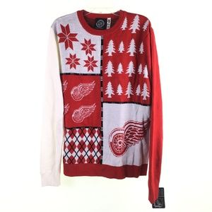 NHL Detroit Red Wings Ugly H316128